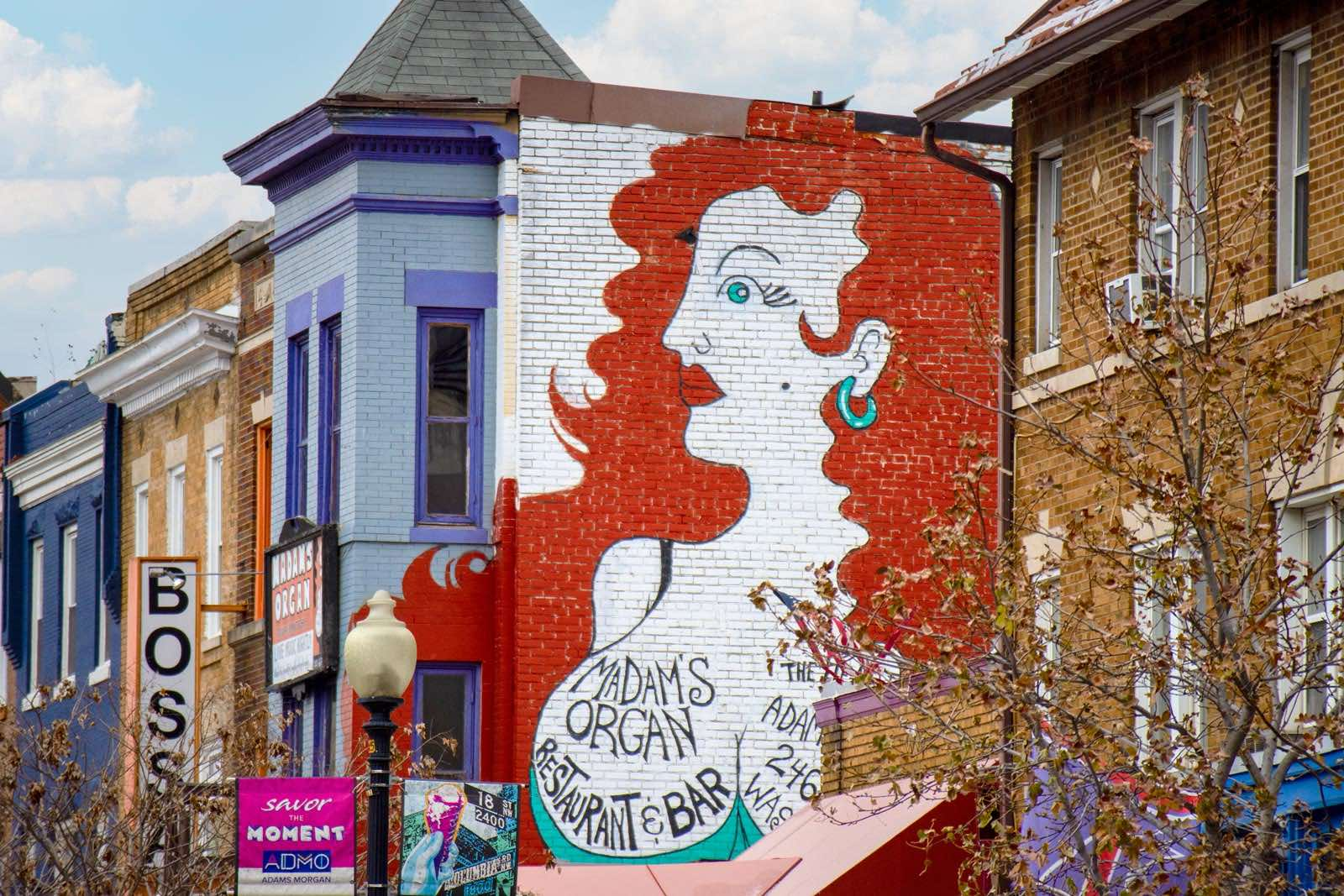Madam's Organ Blues Bar is a local landmark