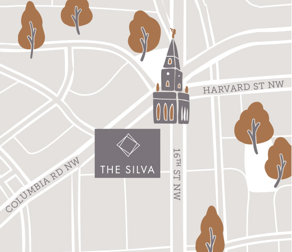 Siva location map