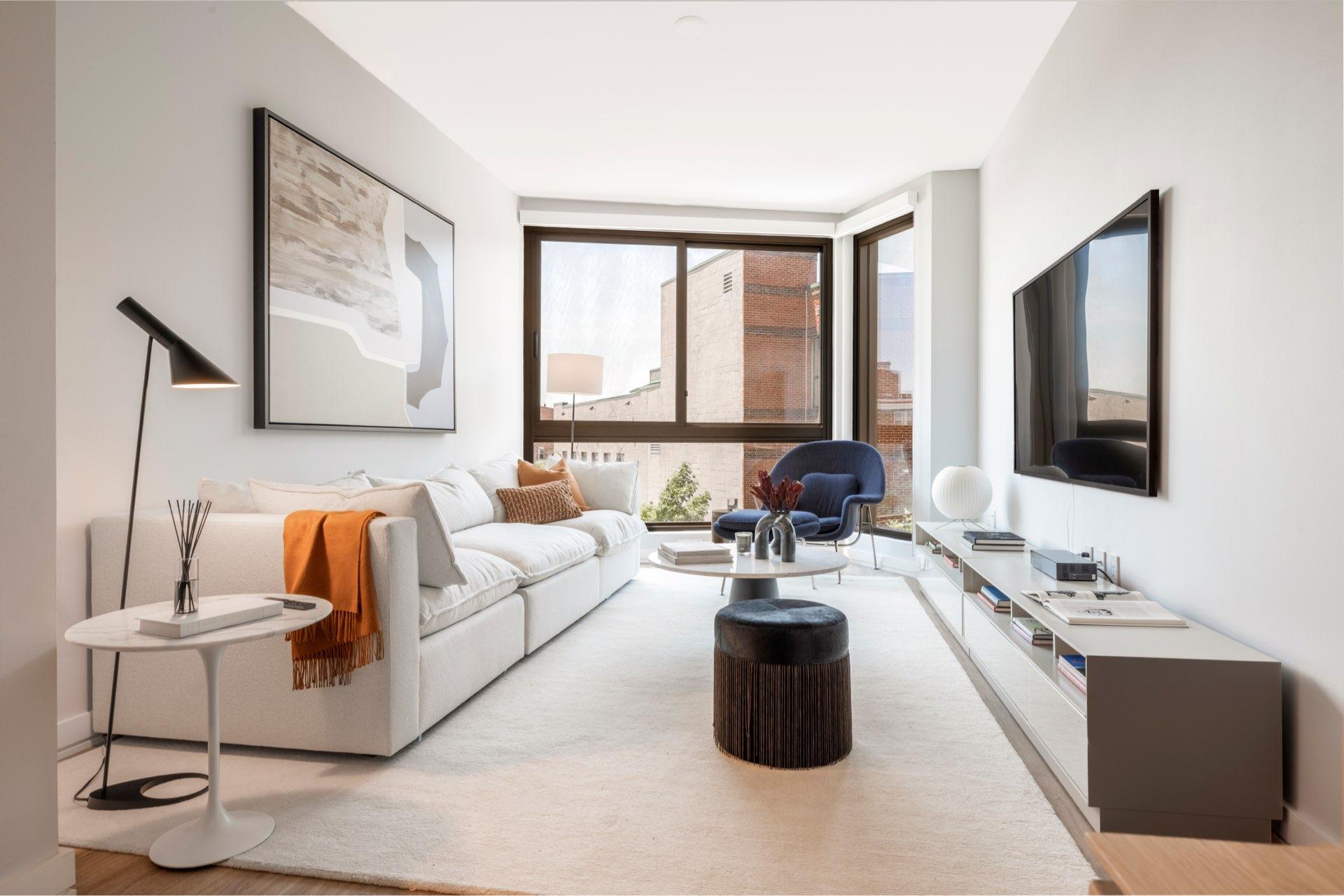 Lease an Adams Morgan luxury apartment home