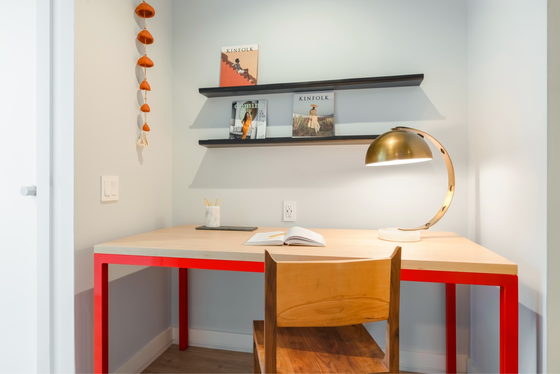 Work-from-home in your Adams Morgan apartment home