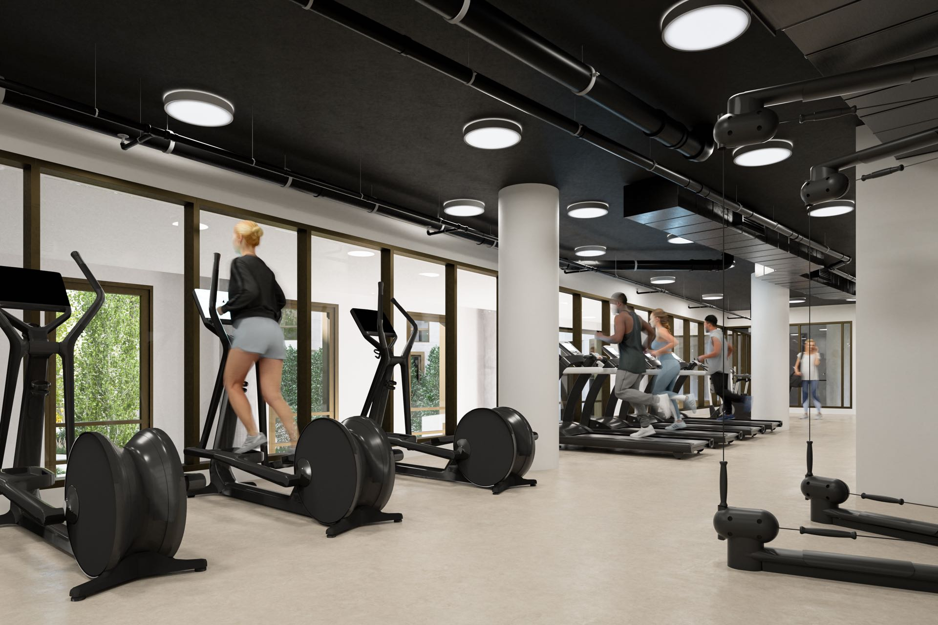 Inspired fitness spaces to motivate you
